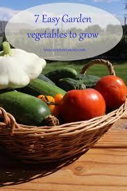 7 easy vegetables to grow stoney acres