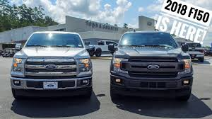 2018 ford f150 what u0027s new hands on review youtube