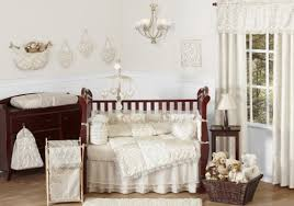 Design Crib Bedding Sweet Jojo Designs Bedding Sets Chagne And Ivory Baby