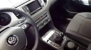 volkswagen tdi interior 2014 vw golf u0027 u0027sportsvan u0027 u0027 exterior u0026 interior 1 6 tdi 110 hp