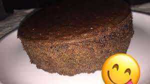 Eggless Chocolate Cake Recipe Without Condensed Milk U0026 Soda Water