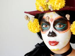 La Muerte Costume La Muerte Inspired Makeup Tutorial Entertainment Tips U0026 Advice