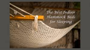 the best indoor hammock beds for sleeping hammock chillout