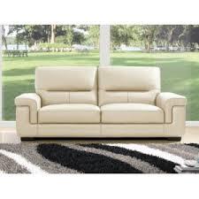 la maison du canapé la maison du canapé canapé cuir 3 places cuir supérieur