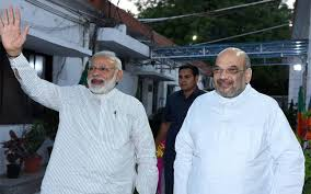 Cabinet Of Narendra Modi With Amit Shah Denying He Is Joining Narendra Modi Cabinet Bjp