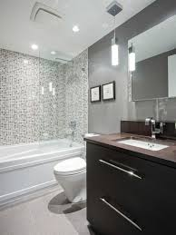 Bathtub And Wall One Piece Tiled Shower Houzz