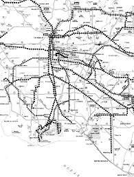 La Metro Bus Map by I Driving In La U2013 Railpac