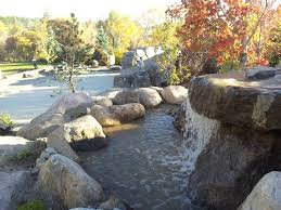 large custom water feature the backyard swimming pool diving and