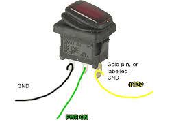 lighted rocker switch wiring diagram 120v spst lighted rocker switch wiring diagram iron blog
