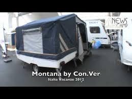 tenda carrello carrello tenda montana by con ver