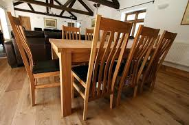 Oak Extending Dining Table And 8 Chairs Dining Room Tables With 8 Chairs Oak Extending Dining Table Set