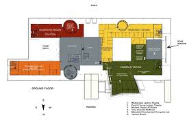 Floor Plan Business Our Facilities U003e Business The University Of Western Australia