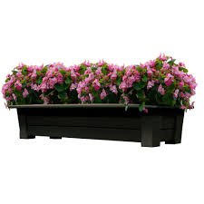 where to buy large planters real wood 26 in dia cedar half whiskey barrel planter g3056 the