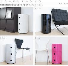 Mobile Phone Storage Cabinet Maxshare Rakuten Global Market Round Storage Cabinet Drawers 3
