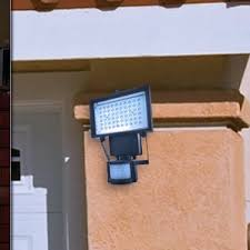 Motion Activated Outdoor Wall Light Motion Sensor Outdoor Wall Lighting You U0027ll Love Wayfair