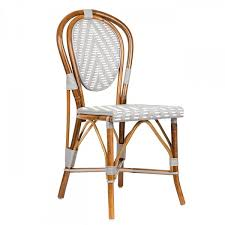 White Bistro Chair French Bistro Chair