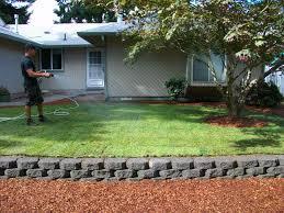 sod installation portland or all seasons home u0026 yard care