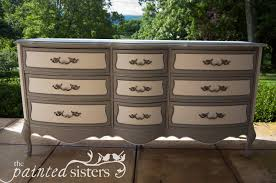 Used White French Provincial Bedroom Furniture The Painted Sisters U2014 Unique Painted Furniture And Accessories