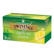 tea lemon 25 tea bags twinings