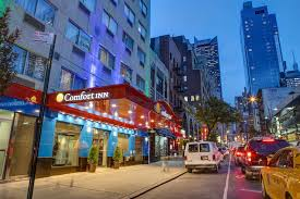 Comfort Inn In New Orleans Book Comfort Inn Times Square West In New York Hotels Com