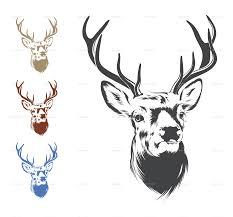 deer head png image png mart