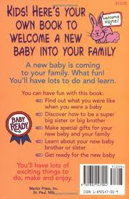 Things To Do With Your Family On The Kid S Book To Welcome A New Baby Things To Do And Learn For A