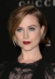 the rachel haircut on other women 9 evan rachel wood short hairstyles short haircuts from cute