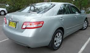 2009 toyota camry information and photos zombiedrive