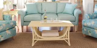 Light Blue Living Room by Furniture Contemporary White Wooden Trunk Coffee Table Design