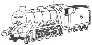100 thomas friends coloring free coloring pages