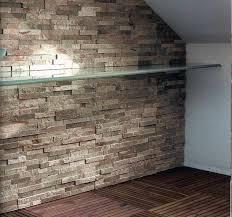 steinwand im wohnzimmer preis naturstein stein verblender wandverkleidung riemchen