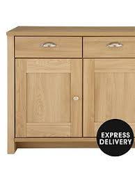 Sideboards For Sale Uk Oak Sideboards For Living And Dining Room Very Co Uk