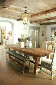 farm table with bench dining table with bench lesdonheures com