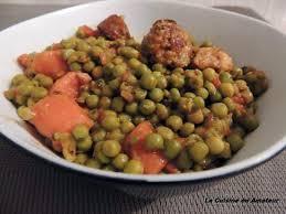 cuisiner des petit pois surgel recette de petits pois au chorizo saucisses