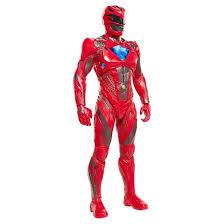 power rangers movie red ranger action figure 20