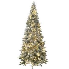 white christmas trees you u0027ll love wayfair