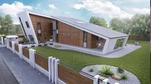 Split Plan House House Plans On Slope Design Steep 0862 Hahnow