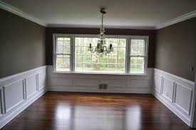 wainscoting for dining room wainscoting gallery monk s home improvements