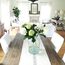centerpieces for dining room table dining table centerpieces size of dining room table decor