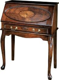 home decorators collection cherry drop front desk ho2422t at the