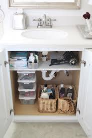 how to organize small bathroom cabinets rv small bathroom storage ideas rv obsession