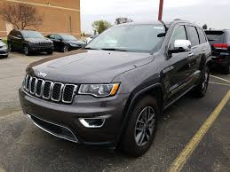 jeep grand cherokee 2017 grey new 2017 jeep grand cherokee limited sport utility in washington