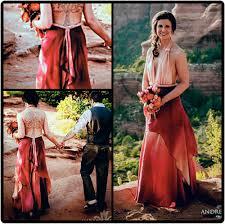 15 stunning red wedding gowns tagweddings