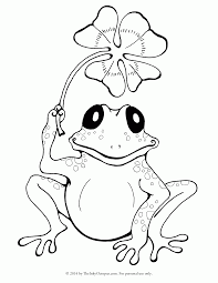 cute toad coloring pages print kids coloring