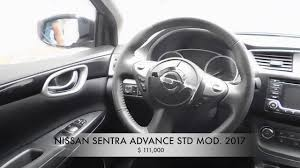 nissan sentra 2017 white accidentado nissan sentra 2017 autocomercia youtube