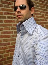 high collar by jeurissen and benjamin dress shorts men