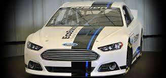 who designed the ford fusion look nascar sprint cup ford fusion racecar engineering