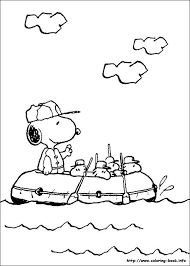 65 ideas images snoopy coloring pages