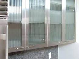 Frosted Glass Kitchen Cabinet Doors Frosted Glass For Kitchen Cabinet Doors S White Frosted Glass