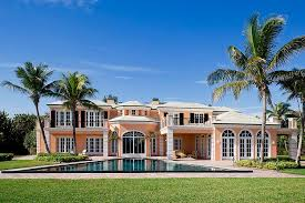 Famous Mansions Jupiter Island Florida Ocean Front House Lifestyles Of The